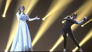 """Eurovisión 2015 - Eslovenia: Marayaa - """"Here for you"""""""