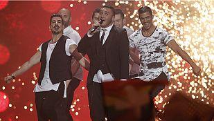 "Eurovisión 2015 - Israel: Nadav Guedj- ""Golden boy"""