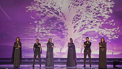 "Eurovisi�n 2015 - Armenia: Genealogy - ""Face the shadow"""
