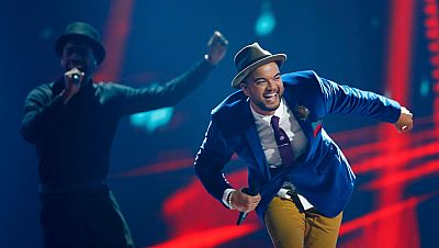 "Eurovisi�n 2015 - Australia: Guy Sebastian - ""Tonight Again"""