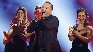 Eurovisión 2015 - Montenegro: Knez canta 'Adio'