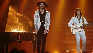 """Eurovisión 2015 - Austria: The Makemakes - """"I'm Yours"""""""