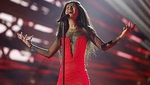 Eurovisión 2015 - Letonia: Aminata canta 'Love injected'