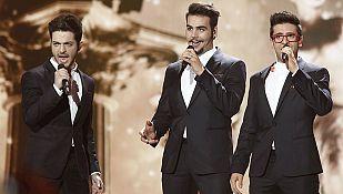 "Eurovisión 2015 - Italia: Il Volo canta ""Grande amore"""