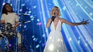 """Eurovisión 2015 - Rusia: Polina Gagarina canta """"A million voices"""""""