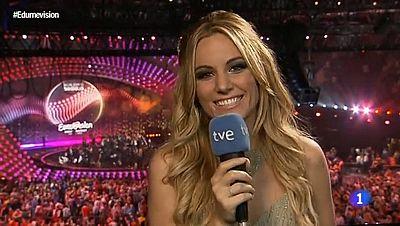 """Edurne: """"Me siento ganadora"""""""