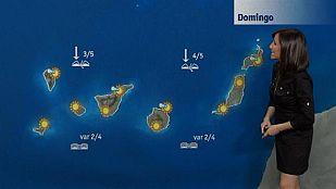 El tiempo en Canarias - 24/05/15