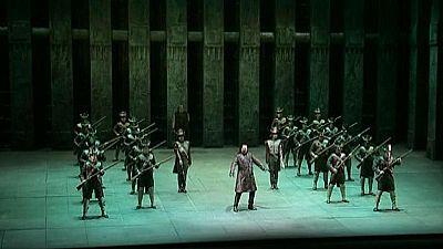 El Real de Madrid estrena 'Fidelio', la única ópera de Beethoven