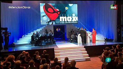 Un resumen de la entrega de los Premios Max