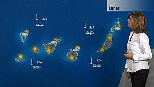 El tiempo en Canarias - 25/05/15