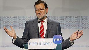 Elecciones autonómicas: Rajoy pedirá a los partidos que dejen gobernar a la lista más votada