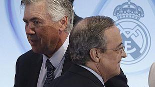 Carlo Ancelotti deja de ser técnico del Real Madrid