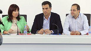 El PSOE analizará posibles pactos tras las elecciones y hablará con Podemos y Ciudadanos