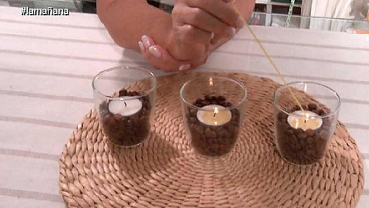 ¡Reciclamos los posos de café!