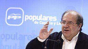 Juan Vicente Herrera pide a Rajoy que valore si debe ser el candidato del PP