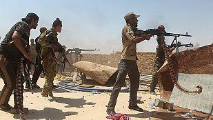 Irak lanza su ofensiva para recuperar la provincia de Anbar en manos del Estado Islámico