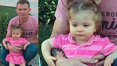 Secuestro parental: Su padre se la llev� �d�nde est� Alejandra?