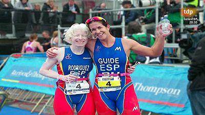 Triatlón - Mujer y deporte: Susana Rodríguez - ver ahora