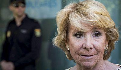 Aguirre sugiere un gobierno de concentración que incluiría a Ahora Madrid tras el 'no' del PSOE
