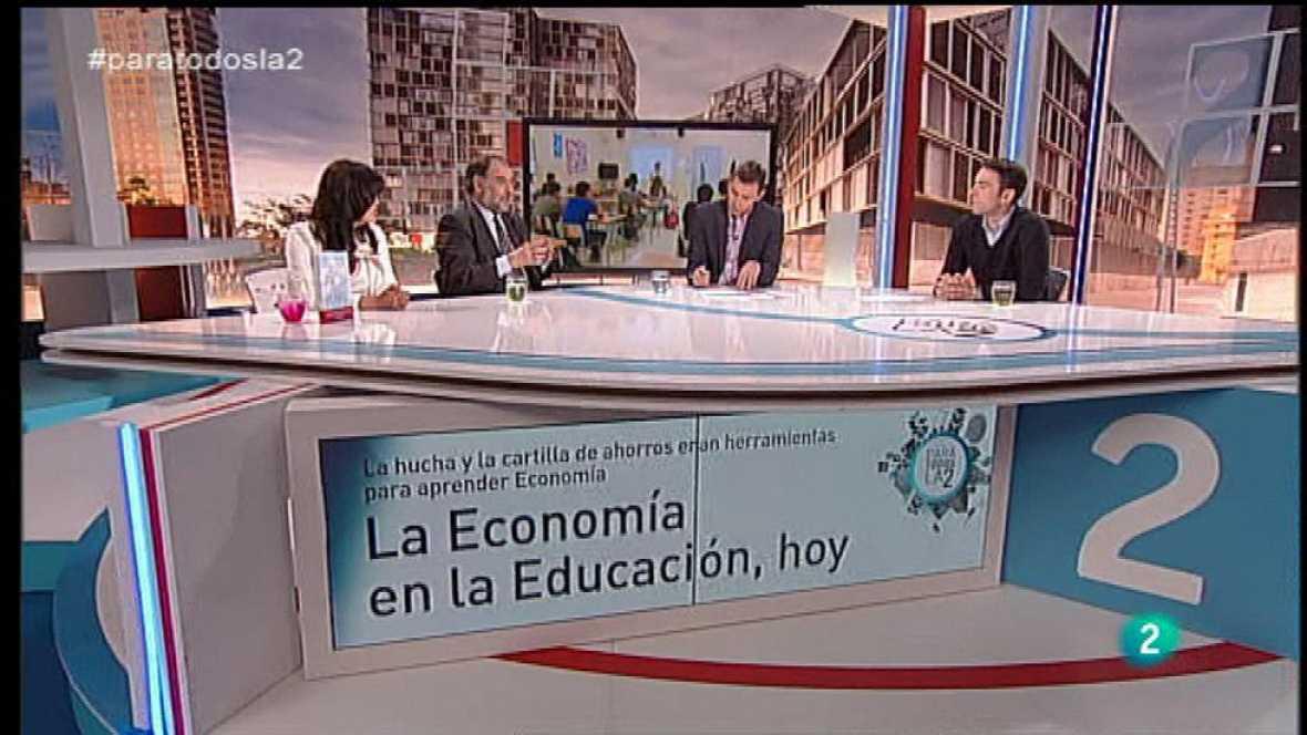 Para Todos La 2 - Coloquio - Educación financiera