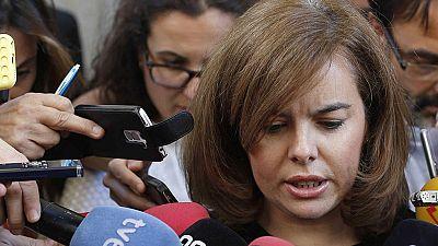 Dirigentes del PP defienden la labor y gestión de María Dolores de Cospedal como secretaria general