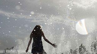 Chubascos y tormentas que podrían ser localmente fuertes en Andalucía oriental, el sistema Ibérico y Pirineos