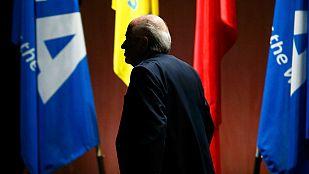 La FIFA elige presidente bajo la tormenta
