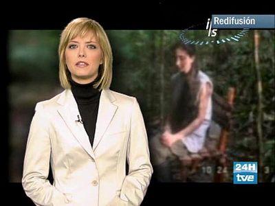 La franco-colombiana Ingrid Betancourd está secuestrada por las FARC desde 2002