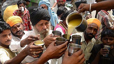 Más de 1700 personas habrían muerto por una ola de calor en la India