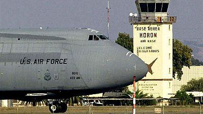Morón se convierte en la base permanente de Estados Unidos para misiones en África