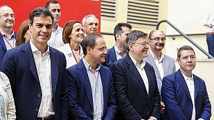 Pedro Sánchez ha anunciado su candidatura a las primarias socialistas
