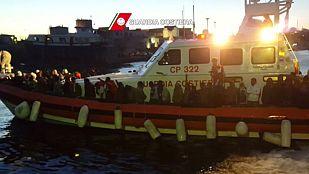 Contiúa el gran flujo de emigrantes africanos en las costas europeas