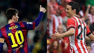 Barça contra Athletic por el sueño copero