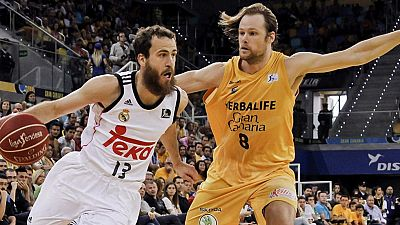 Herbalife Gran Canaria 86 - Real Madrid 93