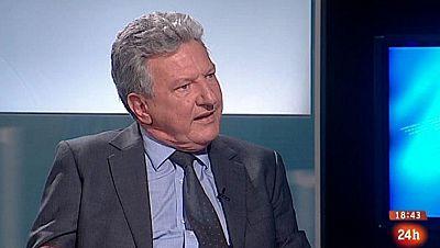 Parlamento - La entrevista - Pedro Quevedo (CC-NC-PNC) - 30/05/2015