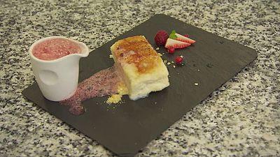 MasterChef 3 - Clase de reposter�a de alta cocina en el Basque Culinary Center
