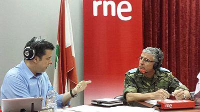 Las mañanas de RNE ha ofrecido una edición especial en directo desde la base española Miguel de Cervantes en Marjayoun, en Líbano