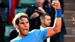 Nadal y Djokovic se verán las caras en cuartos de final tras superar a Sock y Gasquet