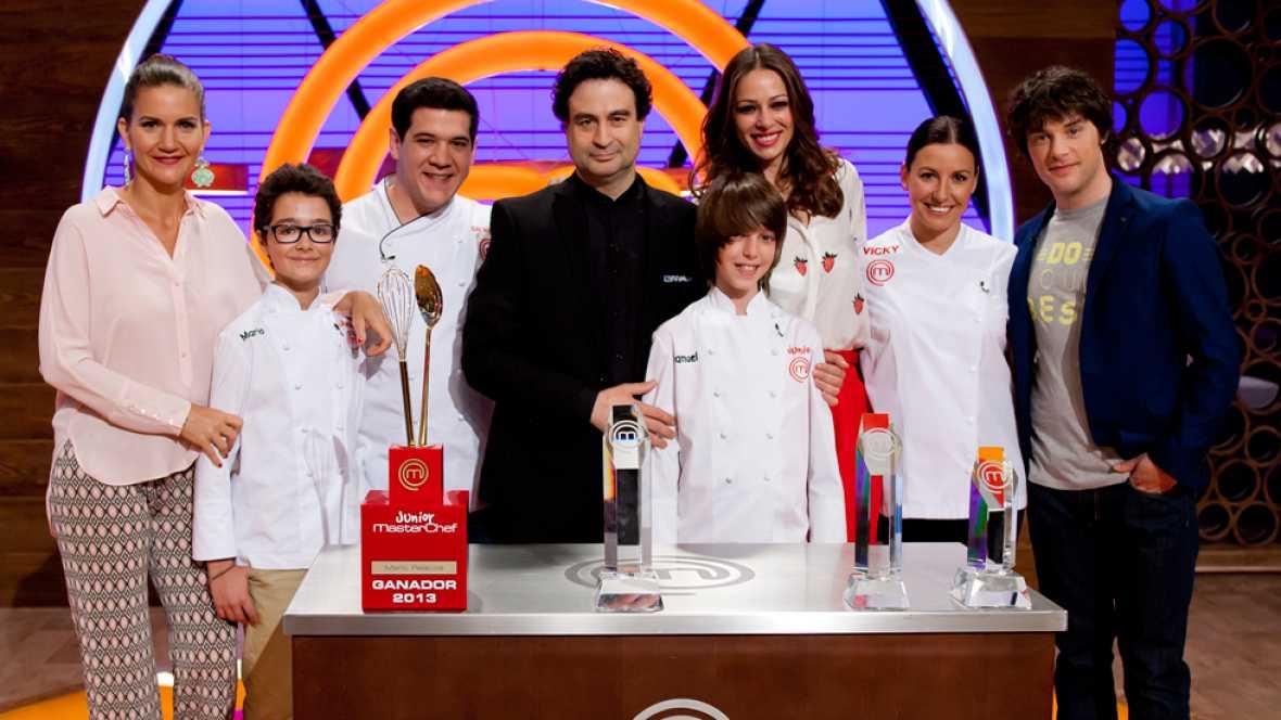 Masterchef 3 los ganadores de masterchef espa a vuelven for Programas de cocina en espana
