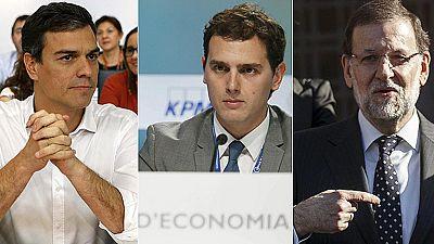 Rivera traslada a Rajoy y Sánchez su intención de que los pactos se traten a nivel territorial