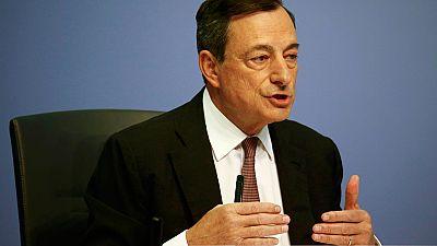 """Draghi: """"Grecia necesita un acuerdo fuerte con crecimiento y justicia social"""""""