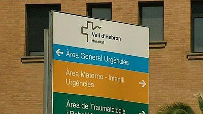 En Barcelona continúa muy  grave el niño de seis años contagiado de difteria