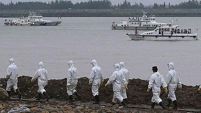 Disminuyen las esperanzas de encontrar supervivientes tras el naufragio de un barco en el río Yangtsé
