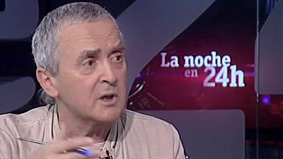 """Sabino Cuadra, de Amaiur, asegura que en Navarra """"el cambio está encima de la mesa"""" con Uxue Barcos como presidenta"""