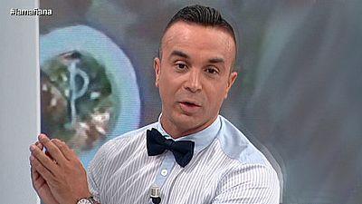 ¿De qué habló Luis Rollán con Pantoja?