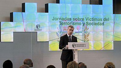 El lehendakari Iñigo Urkullu pide perdón a las víctimas del terrorismo por la falta de atención del Gobierno vasco