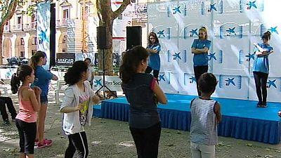 Cuatro millones de personas realizan labores de voluntariado en España