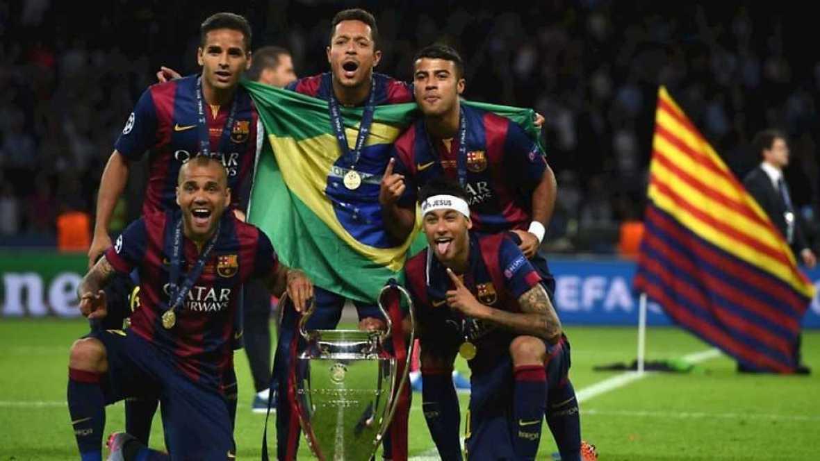 Desafío Champions 2 - 06/06/15 - ver ahora