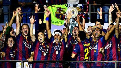 El FC Barcelona ya tiene la quinta Champions League en su poder. Victoria de los azulgrana en la final de Berlín por 1-3 ante la Juventus, victoria de fe y fútbol ante un rival digno, pero que evidenció estar un peldaño por debajo del campeón español