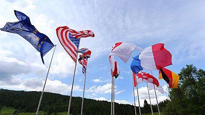 Mensajes de dureza para Putin y Tsipras en la cumbre del G7